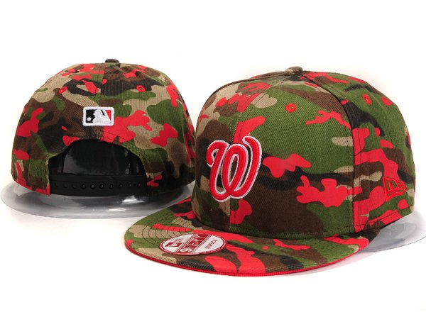Washington Nationals Snapback Hat YS 7611